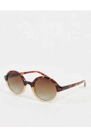 Pilgrim Damen Sonnenbrillen - – Jeneva – Halbmondförmige Sonnenbrille