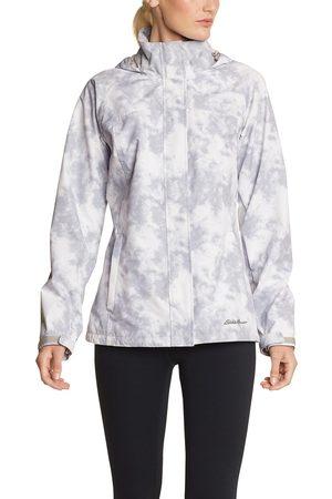 Eddie Bauer Damen Regenbekleidung - Rainfoil Regenjacke Damen Gr. XS