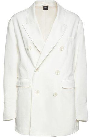 Aspesi Cotton Gabardine Double Breast Jacket