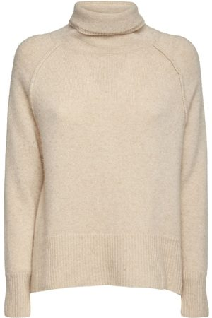 Aspesi Cashmere Knit Cowlneck Sweater