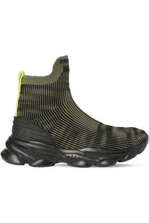 Diesel Slip-on-sneakers Aus Strick