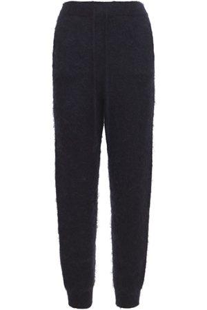 ROTATE Rhea Mohair Blend Knit Pants