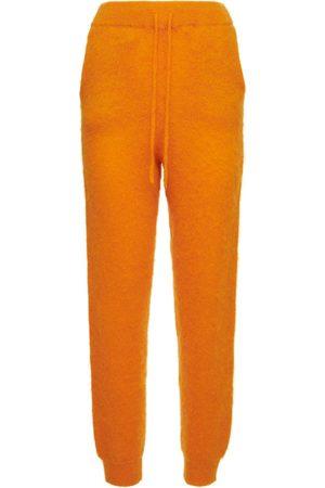 ROTATE Damen Hosen & Jeans - Rhea Mohair Blend Knit Pants