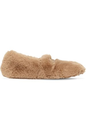 Gianvito Rossi 10mm Loafers Aus Kunstshearling