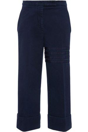 Thom Browne Damen Hosen & Jeans - Hose Aus Baumwolltwill