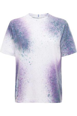 "McQ Damen Shirts - T-shirt Aus Baumwolle ""breath"""