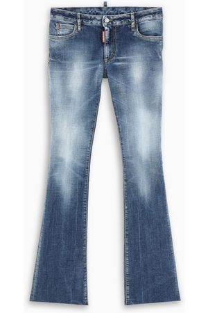 Dsquared2 Blue flared jeans