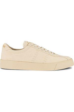 Superga 2843 CLUBS O ORAGNIC Canvas Sneaker in . Size 6.5, 7.5, 8, 9, 9.5.