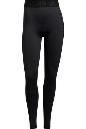 adidas Damen Strumpfhosen - 3 BAR TECH-FIT AEROREADY Tights Damen