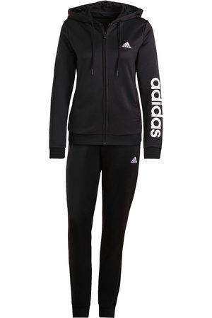adidas LINEAR SPORT ESSENTIALS AEROREADY Trainingsanzug Damen