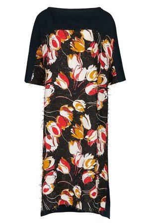 Marni Jersey-Kleid aua Bio-Baumwolle