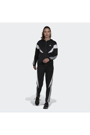 adidas Damen Trainingsanzüge - Sportswear Colorblock Trainingsanzug