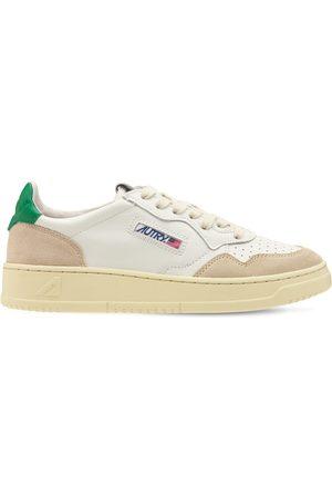 AUTRY Sneakers Aus Leder Und Wildleder