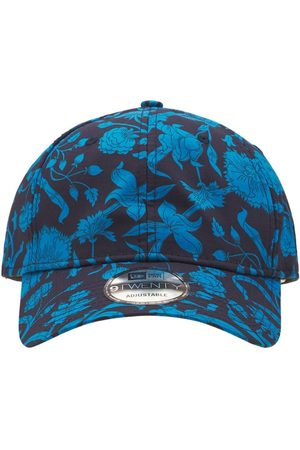 New Era Floral Navy 9twenty Baseball Hat