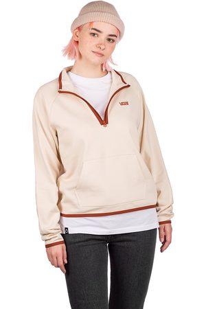 Vans Damen Sweatshirts - Surf Supply Half Zip Mock Sweater