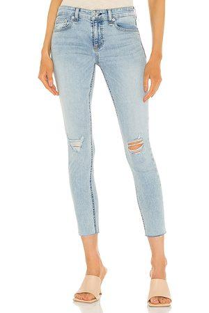 RAG&BONE Cate Mid Rise Ankle Skinny Jean in . Size 24, 25, 26, 27, 28, 29, 30.
