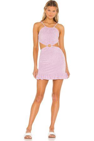 MAJORELLE Devyn Mini Dress in . Size XXS, XS, S, M, XL.