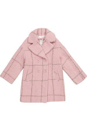 MONNALISA Mädchen Jacken - Mantel mit Wollanteil