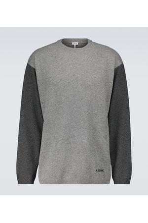 Loewe Pullover aus Wolle und Kaschmir