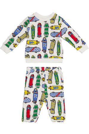Stella McCartney Baby Outfit Sets - Baby Set aus Sweatshirt und Jogginghose