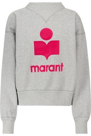Isabel Marant, Étoile Damen Longsleeves - Sweatshirt Moby aus Jersey