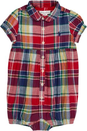 Ralph Lauren Baby Playsuit aus Baumwolle