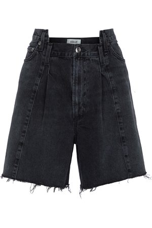 AGOLDE Jeansshorts Pieced Angled