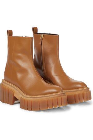 Stella McCartney Plateau-Ankle Boots Emilie