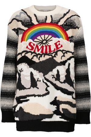 Stella McCartney Pullover aus Wolle und Baumwolle