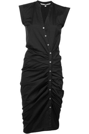 Veronica Beard Damen Freizeitkleider - Gerafftes Hemdkleid