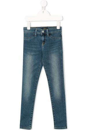 Ralph Lauren Kids Mädchen Skinny - Skinny-Jeans