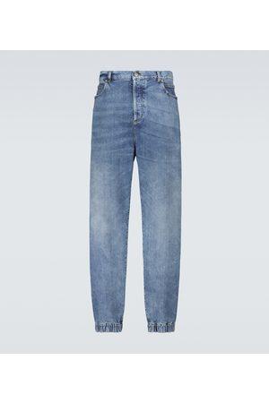 Balmain Jeans aus Stretch-Baumwolle
