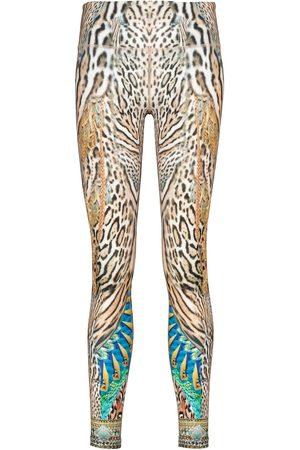 Camilla Bedruckte Leggings