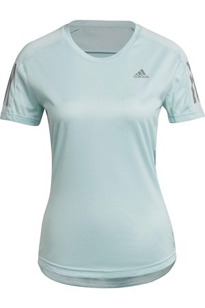 Adidas Damen Shirts - OWN THE RUN RESPONSE AEROREADY Funktionsshirt Damen
