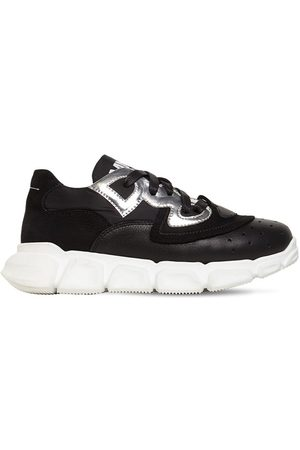MM6 MAISON MARGIELA Sneakers Aus Ledermischung