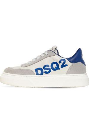 Dsquared2 Sneakers Aus Leder & Wildleder Mit Logo