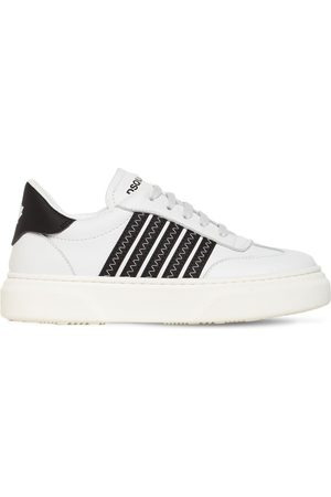 Dsquared2 Sneakers Aus Leder