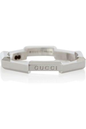 Gucci Ring Link To Love aus 18kt Weißgold