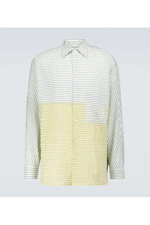 Loewe Gestreiftes Hemd aus Baumwolle