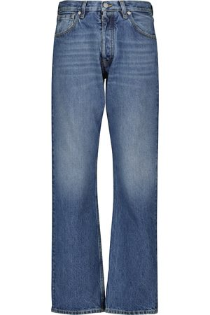 Maison Margiela High-Rise Straight Jeans