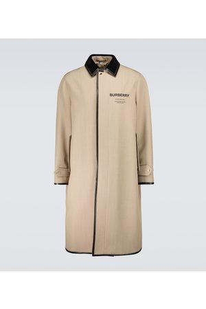 Burberry Mantel Portishead aus einem Wollgemisch