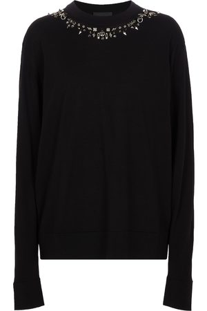 Givenchy Verzierter Pullover aus Wolle