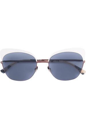 MYKITA Anneli' Sonnenbrille mit runden Gläsern - Nude