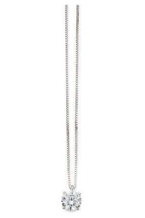 Palido Halsketten - Collier - Solitär 585 - K10899