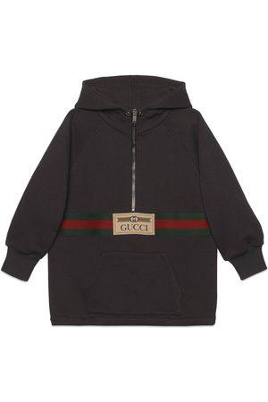 Gucci Mädchen Jacken - Kinderjacke mit Etikett