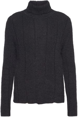 Saint Laurent Sweater Aus Mohairmischstrick
