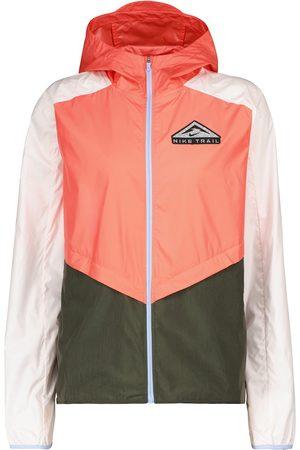 Nike Damen Outdoorjacken - Reißverschlussjacke Shield