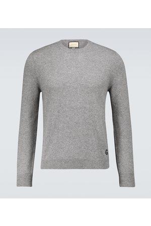 Gucci Strickpullover - Pullover GG aus Kaschmir