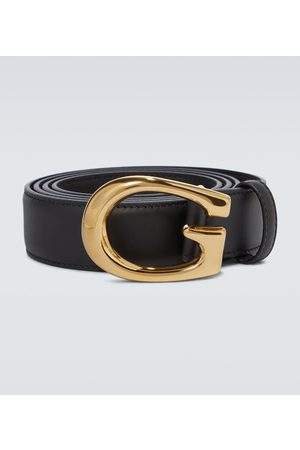 Gucci Gürtel Thin G aus Leder