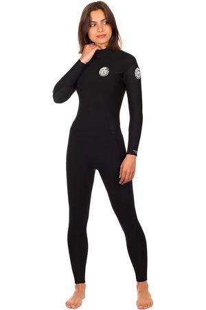 Rip Curl Damen Sportausrüstung - Dawn Patrol 4/3 GB Back Zip Wetsuit